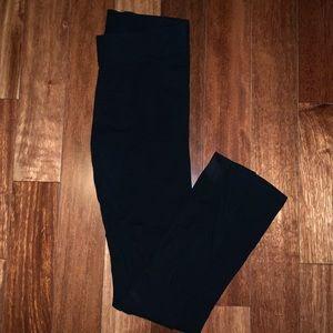 Black mossimo leggings